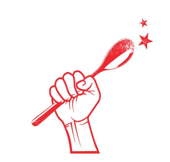 Food Revolution Fist