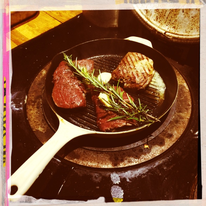 beef fillet from Lower Nash Farm