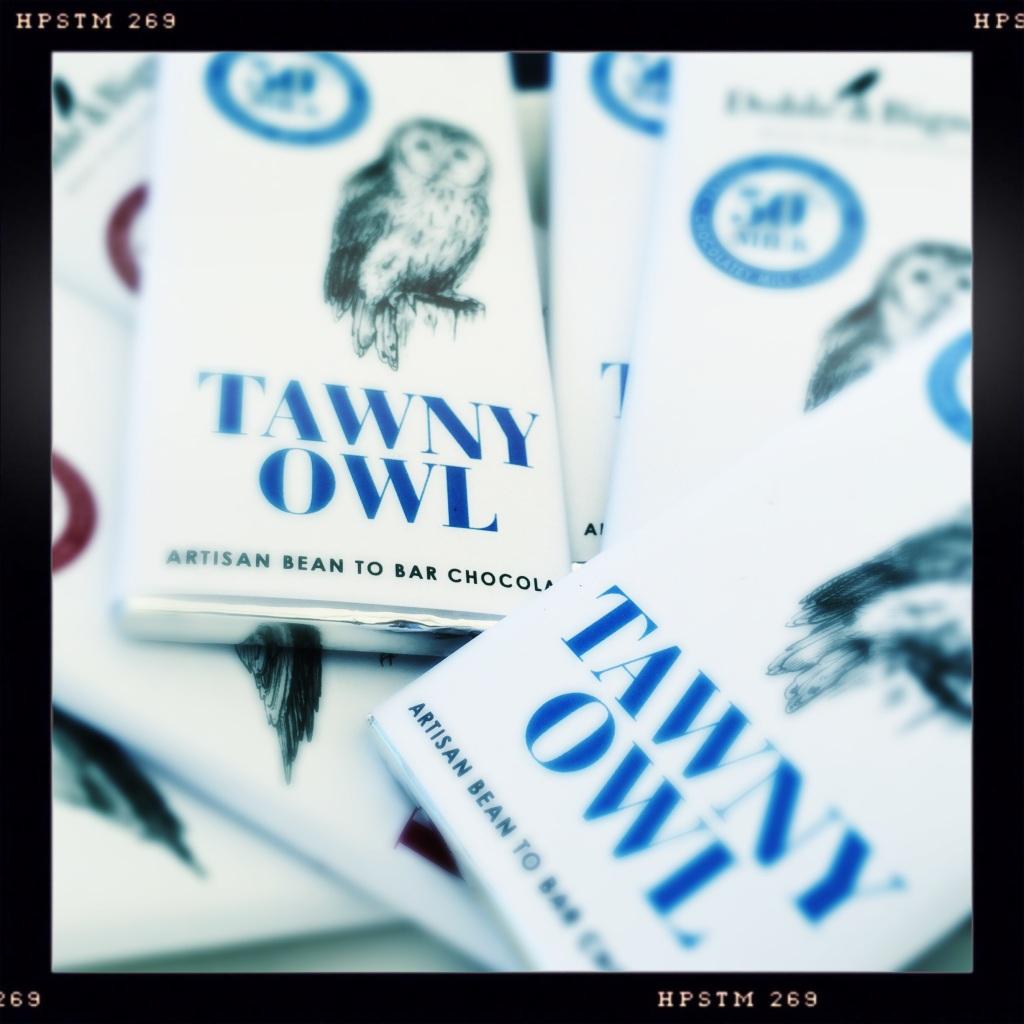Tawny Owl Doble & Bignall Chocolate