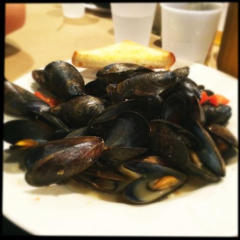 drunk'n mussles