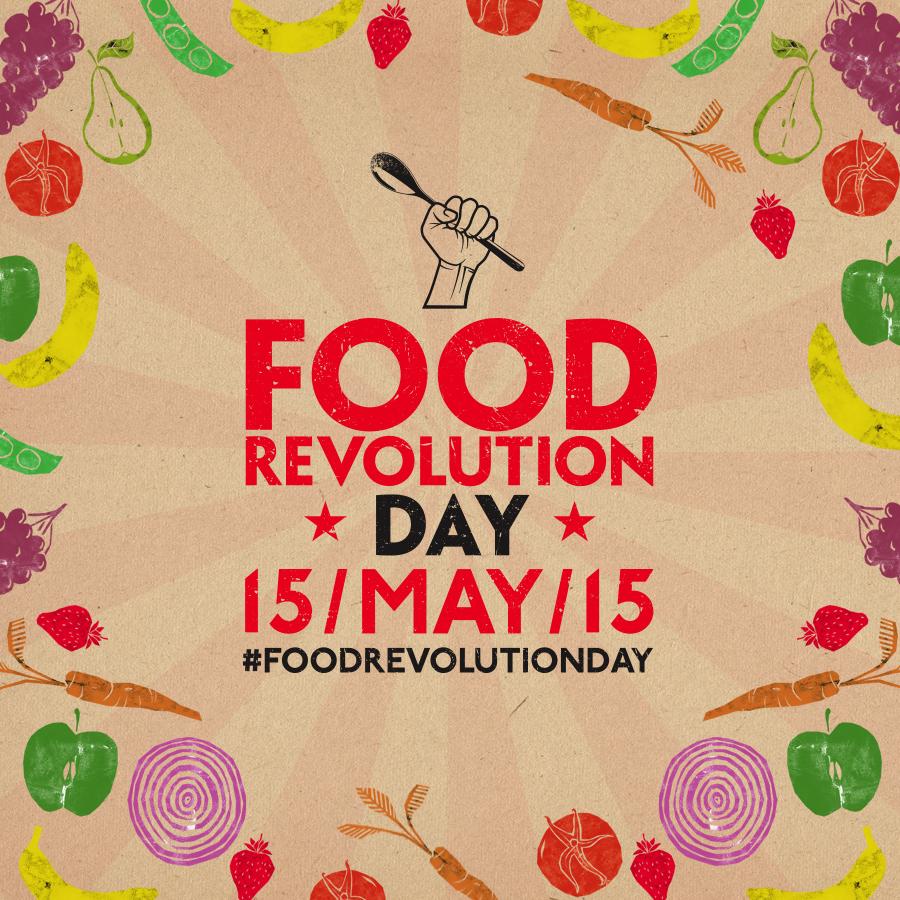 Food Revolution Day 2015