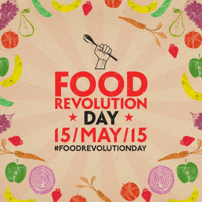 Food Revolution Day 2015