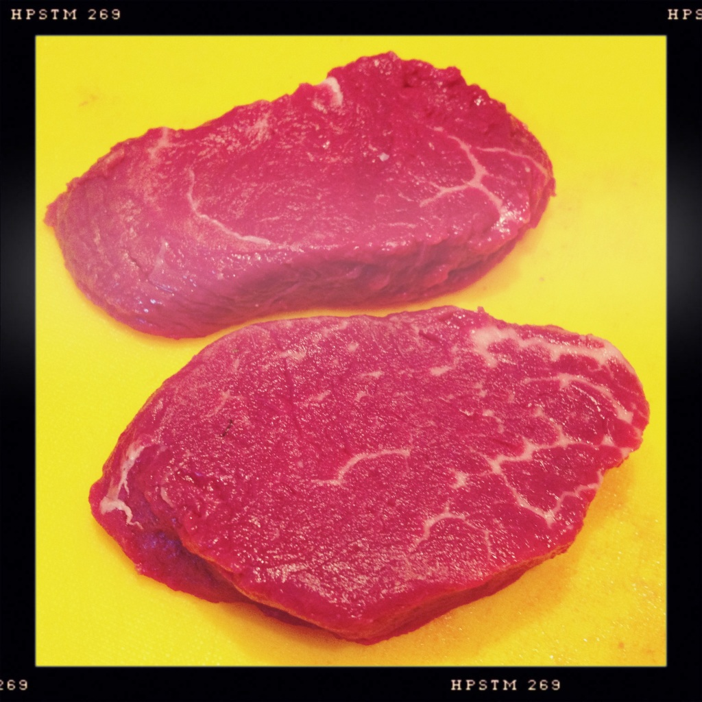 Beautiful Fillet of beef