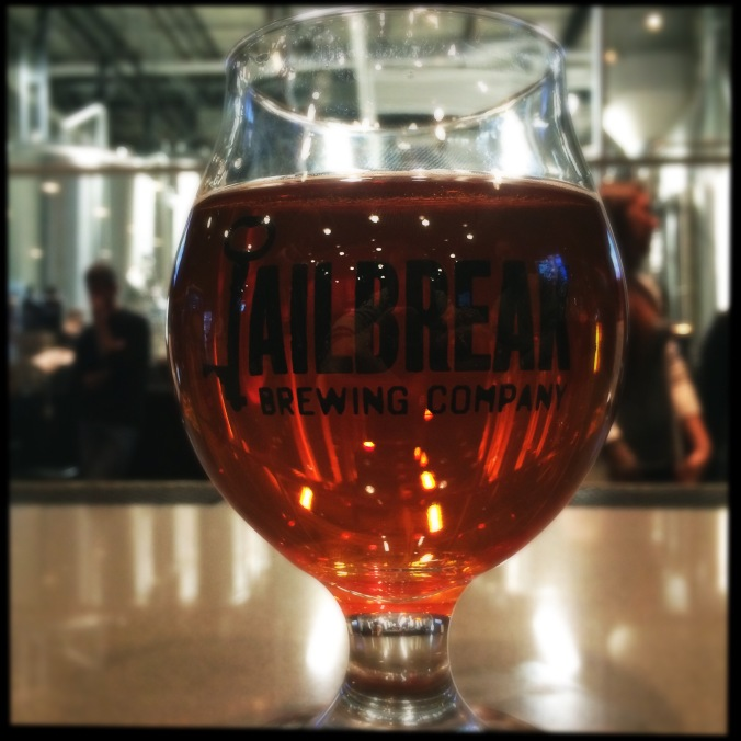 Jailbreak Brewing Co. beer