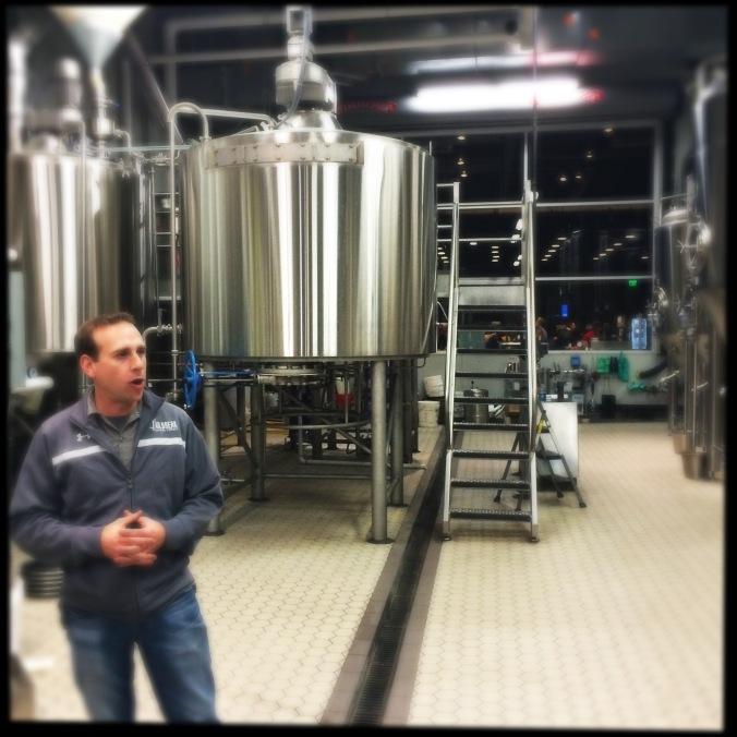 Touring Jailbreak Brewing Company