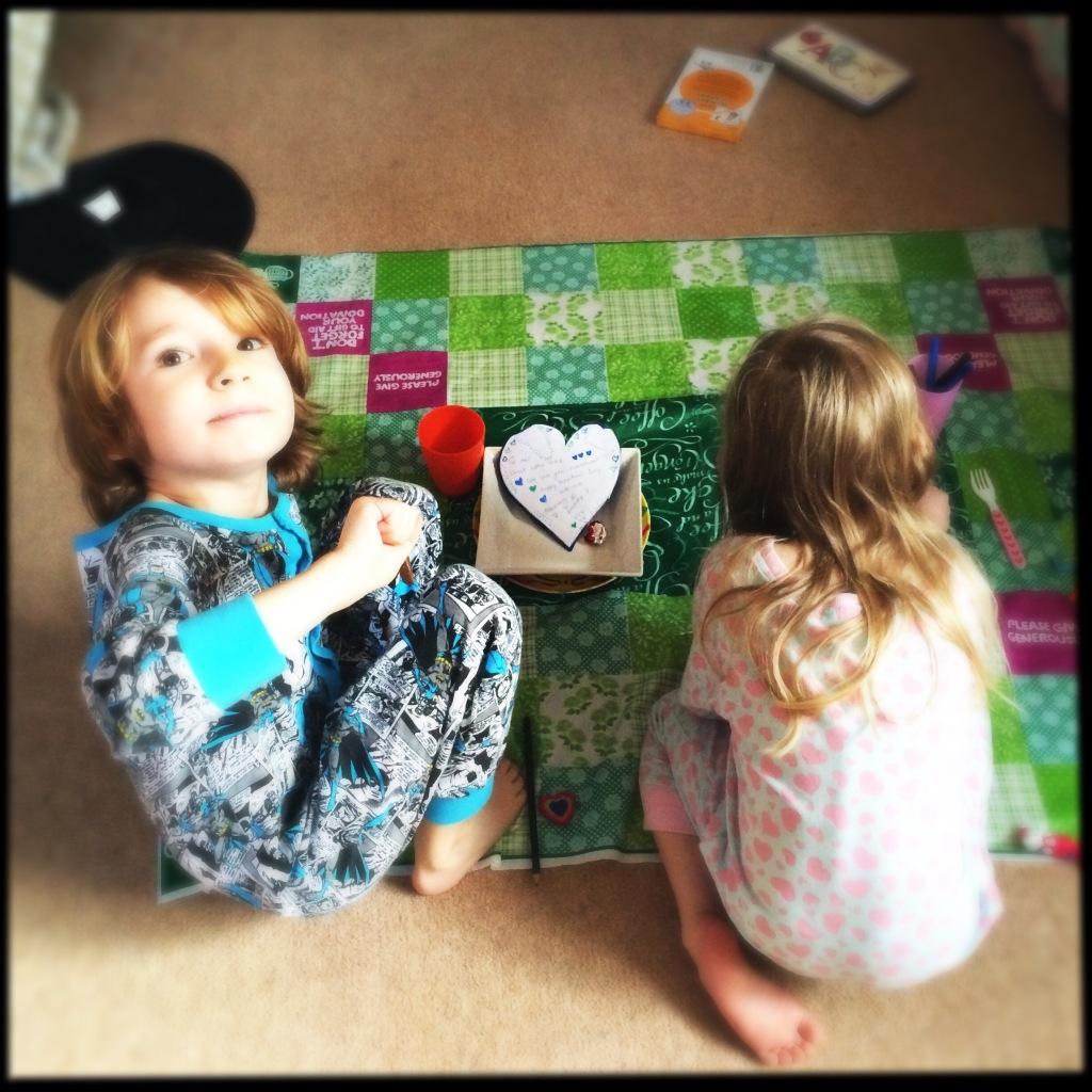 Chocolate Heart treats