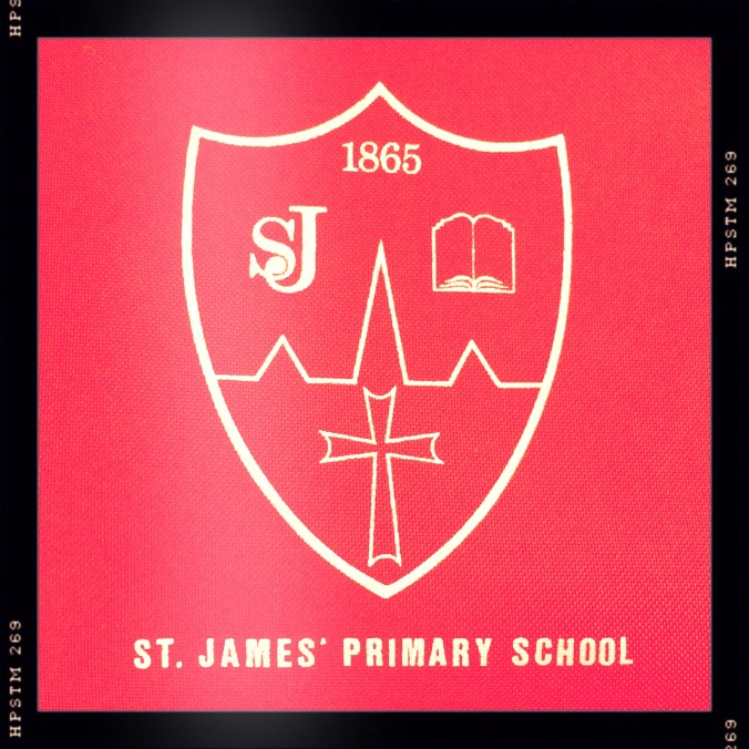Logo for St James'