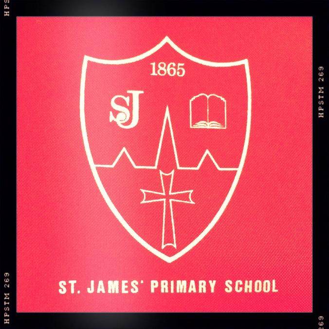 Logo for St James'