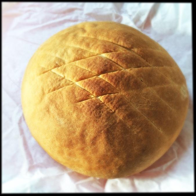 Standard Loaf of Bread