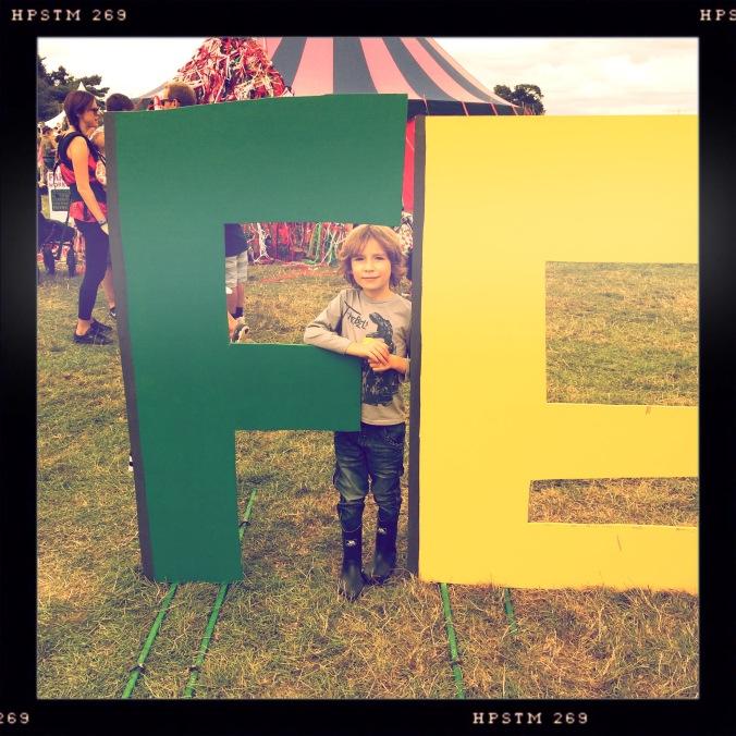 Felix @ Festival