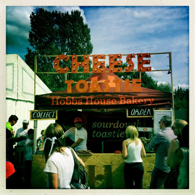 Hobbs House at the Big Feastival