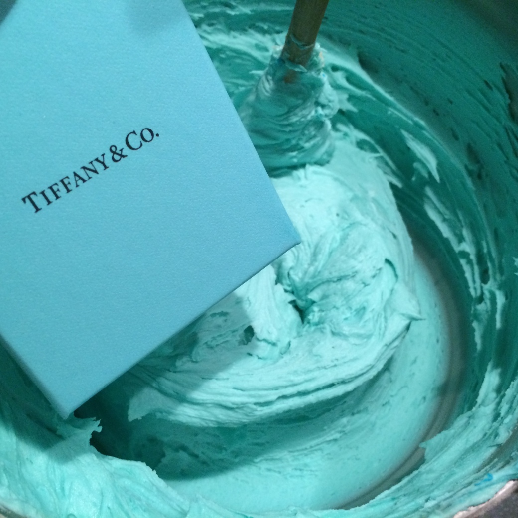 Tiffany Buttercream Frosting