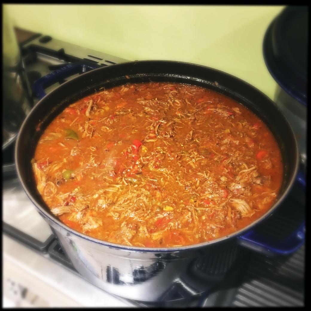 beef brisket chilli