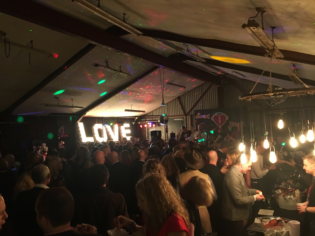 The Heartbeat BHF party